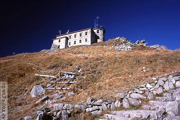 Kasprowy Wierch, fotografia analogowa, by Wojtek