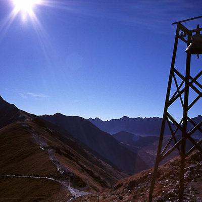 górski dzwon w Tatrach