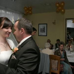 pierwszy weselny taniec