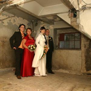 kopalniany ślub