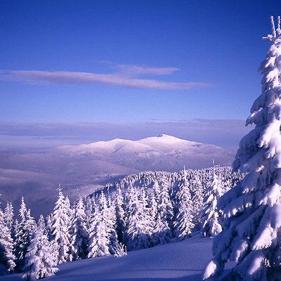Zima na Pilsku, fotografia górska, by Wojtek