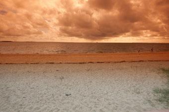 Jak pięknie fotografować morze?