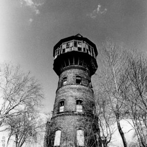 Wodna wieża w Zabrzu by Wojtek