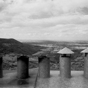 Kominowy widok na góry by Wojtek