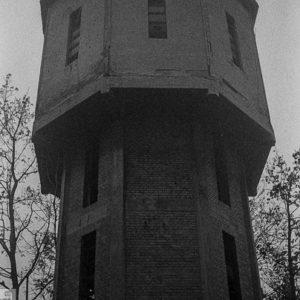 Wodna wieża w zbliżeniu by Wojtek